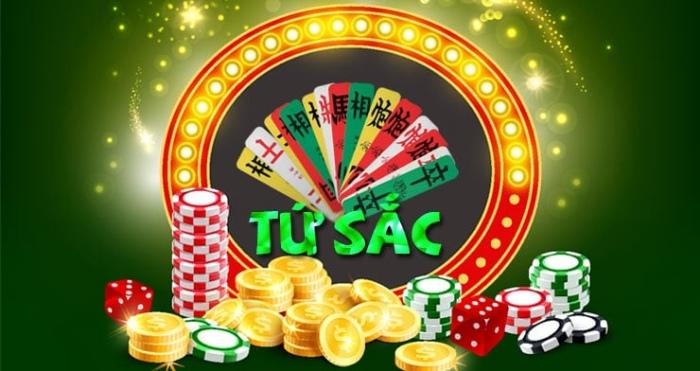 Trò chơi bài tứ sắc sẽ có sự tham gia từ 2 đến 4 người chơi khác với tam cúc