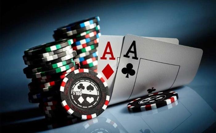 Một số sai lầm khi chơi bài poker