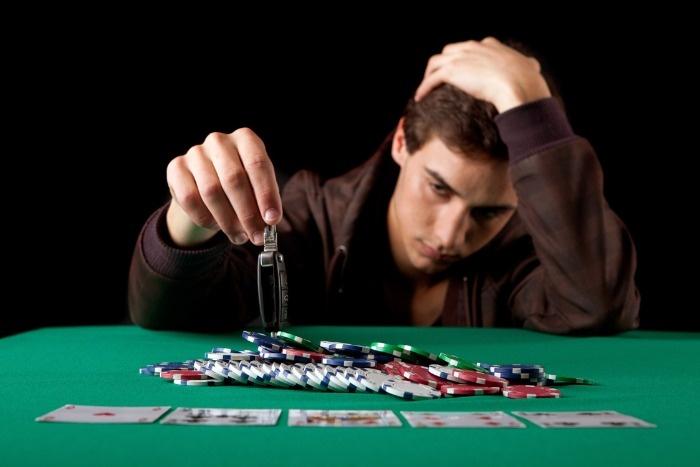 Chấp nhận thắng thua khi chơi cờ bạc