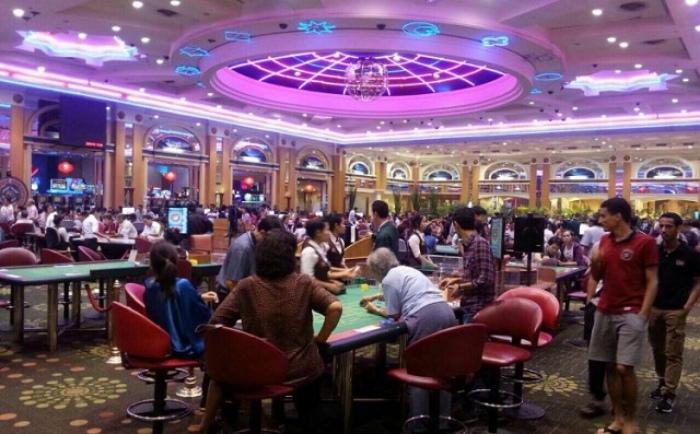 Hệ thống casino này bắt đầu mở cửa từ năm 2014